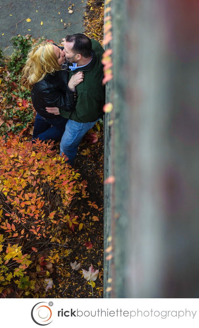 MANCHESTER FALL ENGAGEMENT PHOTOGRAPHY