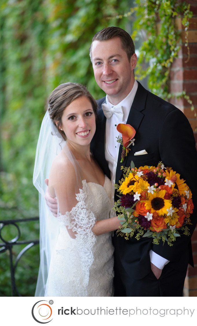 SAINT ANSELM ABBEY WEDDING