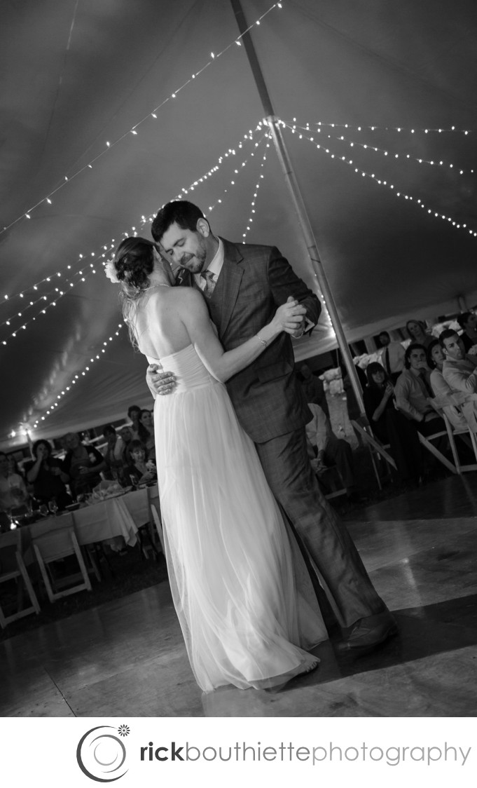 FIRST DANCE - LAKE SHORE VILLAGE RESORT