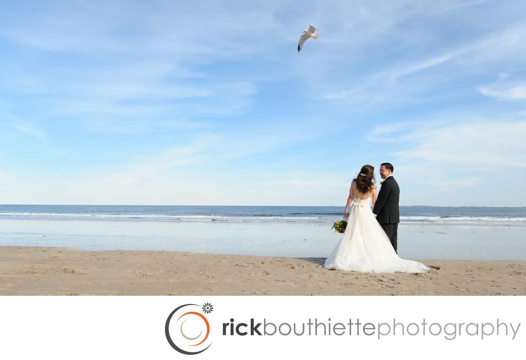 SURF CLUB OF RYE WEDDING