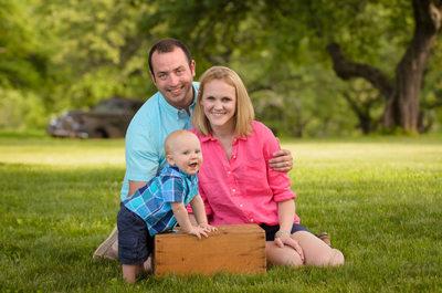 CLASSIC FAMILY PORTRAIT PHOTOGRAPHY
