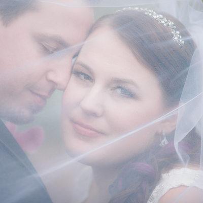 WEDDING PORTRAIT AT CASTLETON EVENT CENTER WEDDING