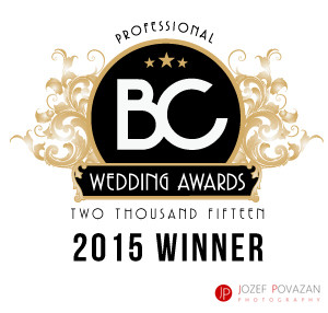 BEST WEDDING PHOTOGRAPHERS AWARD POVAZAN PHOTOGRAPHY