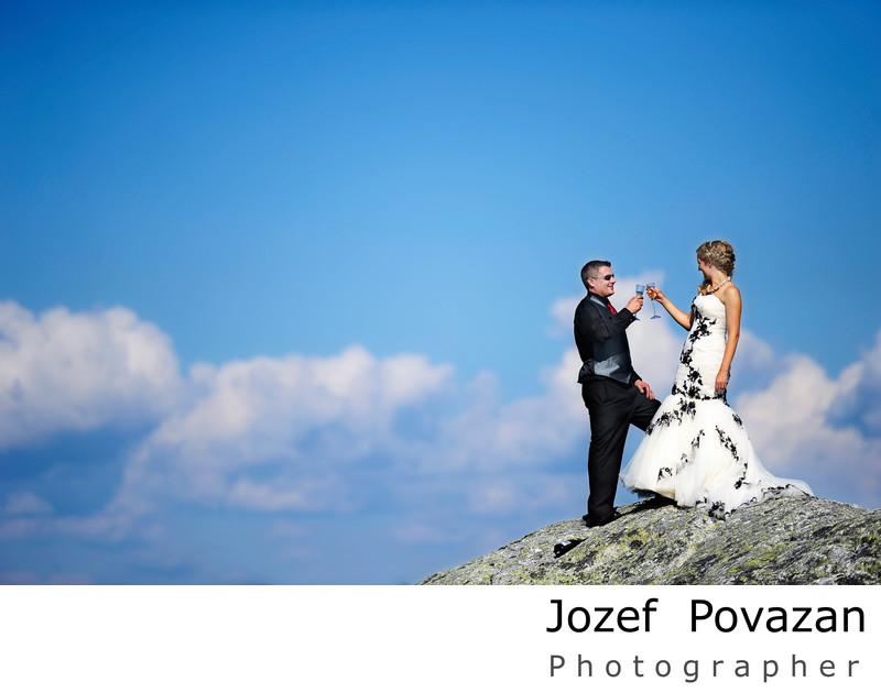 Whistler Sea to Sky wedding celebrations