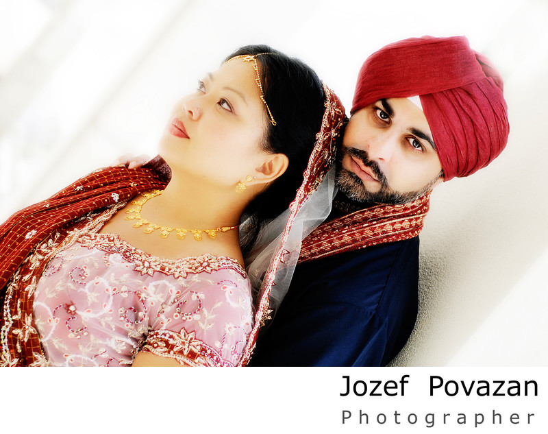 Vancouver Akali Singh Sikh Temple Wedding photographer