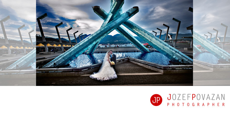 Fairmont Pacific Rim Jewish best wedding photographer