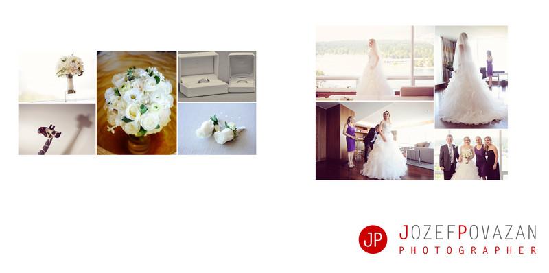 Fairmont Pacific Rim Jewish top wedding photographers