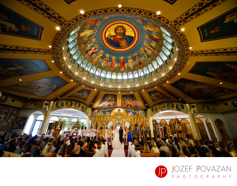 St Georges Greek Orthodox Cathedral wedding photography