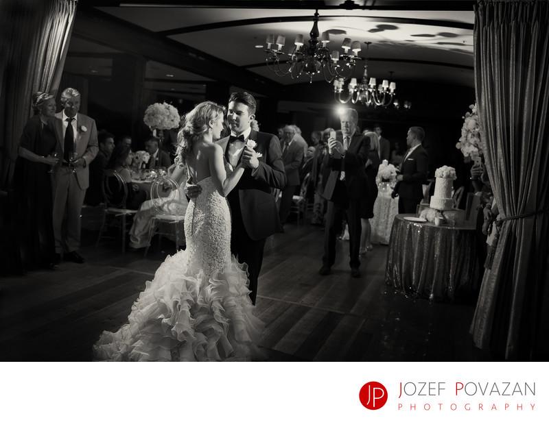 West Vancouver Capilano Golf club Greek Wedding romance
