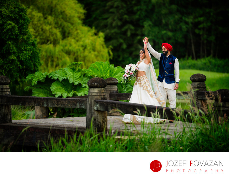 Swan-e-set Indian Wedding Photographer Jozef Povazan