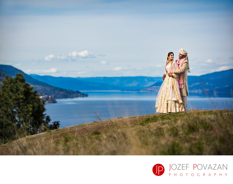 Kelowna wedding photographer Jozef Povazan Photography