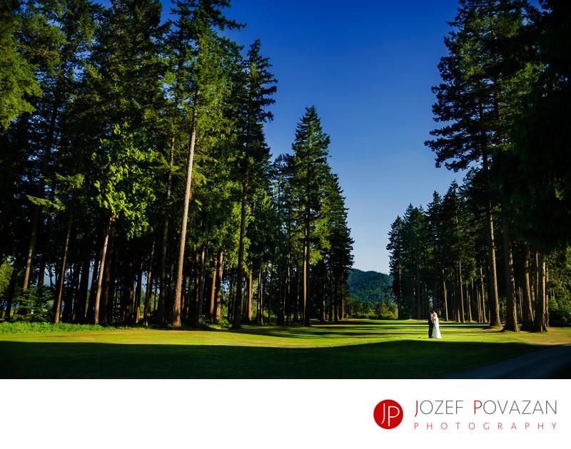 Rowena Inn Sandpiper Golf Club Wedding Photographers