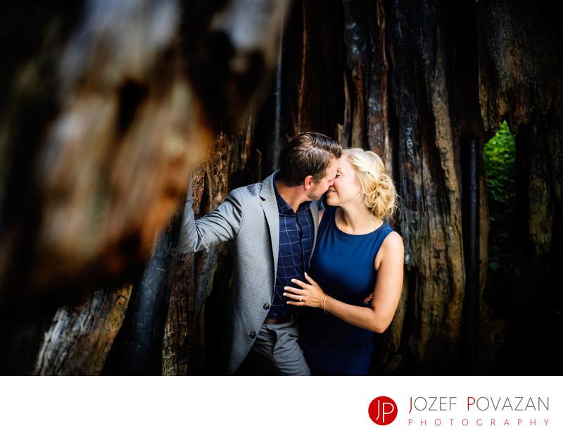 Best engagement portrait photographer Jozef Povazan