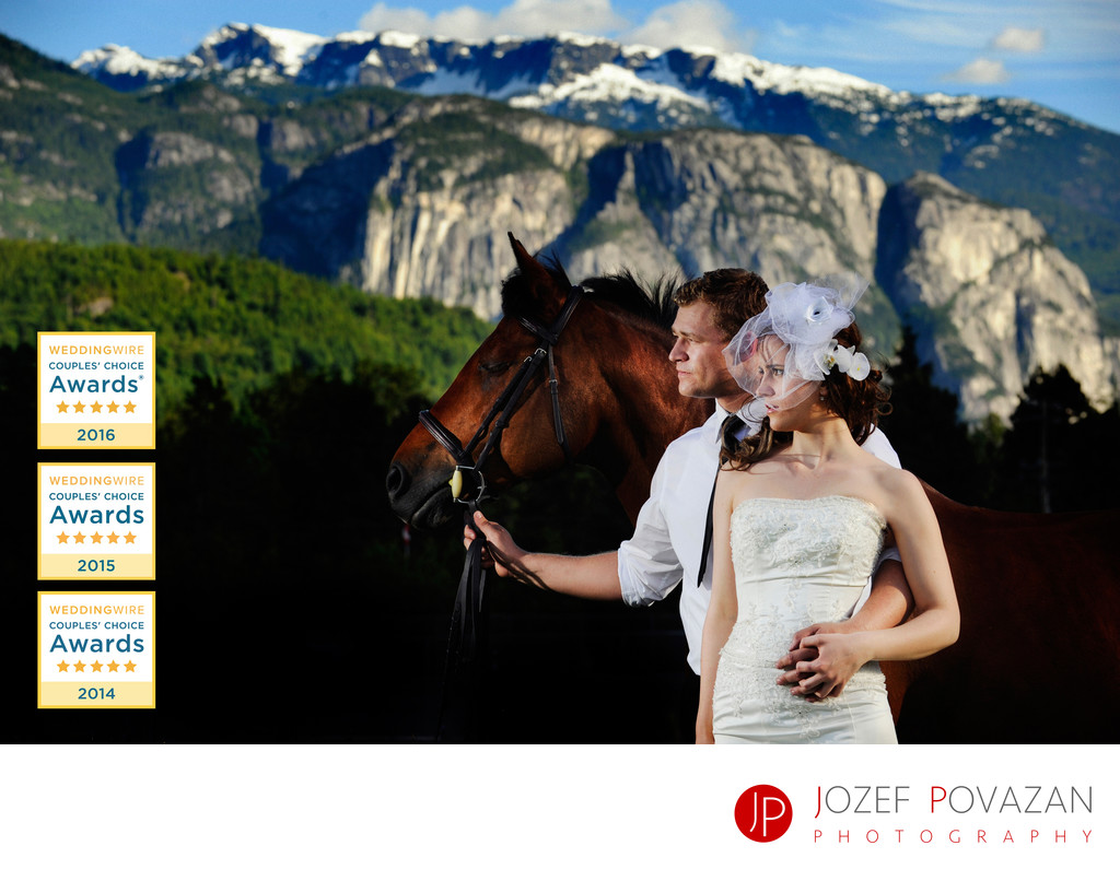 Best Whistler Wedding Photographers Povazan Photography