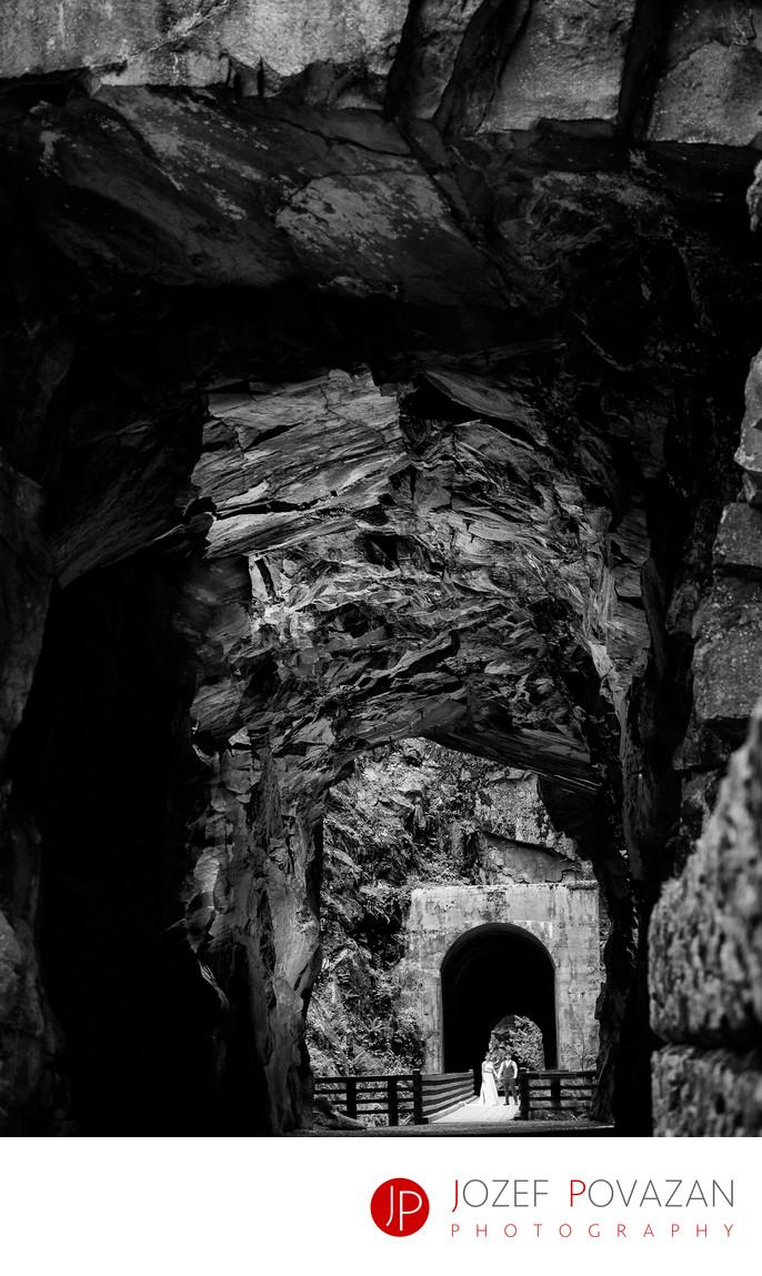 Hope Othello Tunnels Wedding Photographer Jozef Povazan