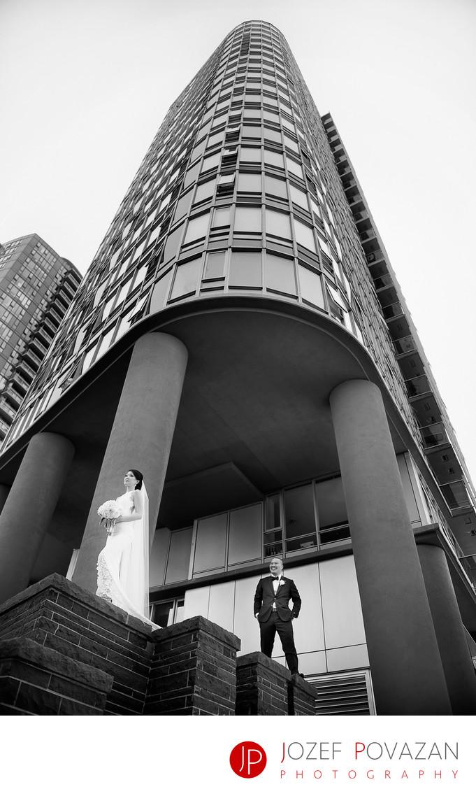 Modern Vancouver Wedding Photographer Jozef Povazan