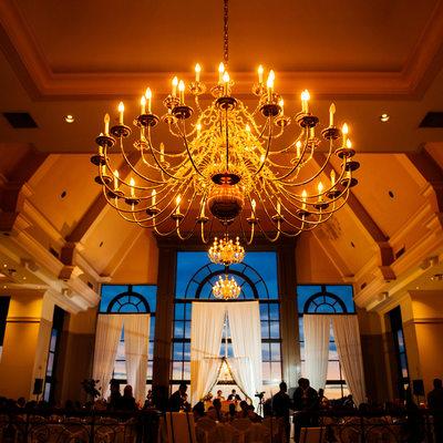 Swan e set wedding photography evening ballroom party