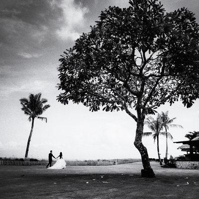 Bali Ayana Rock Bar Destination wedding photographers