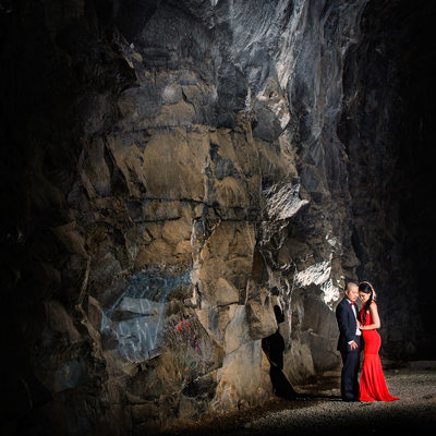 Othello Tunnels Hope Engagement Dramatic Bold Pictures