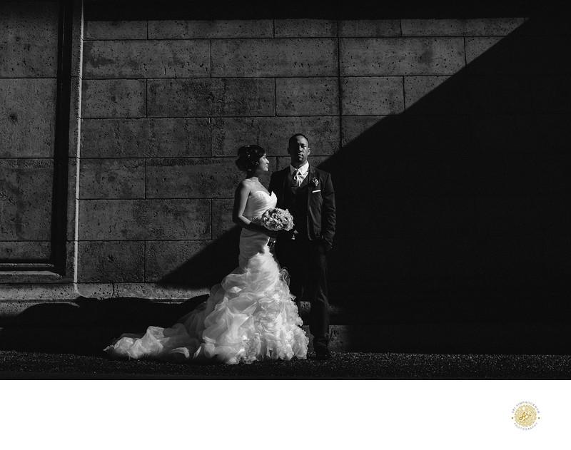 De Young Museum wedding