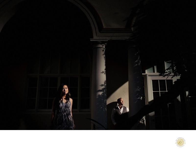 Carnelian Room Wedding Photography