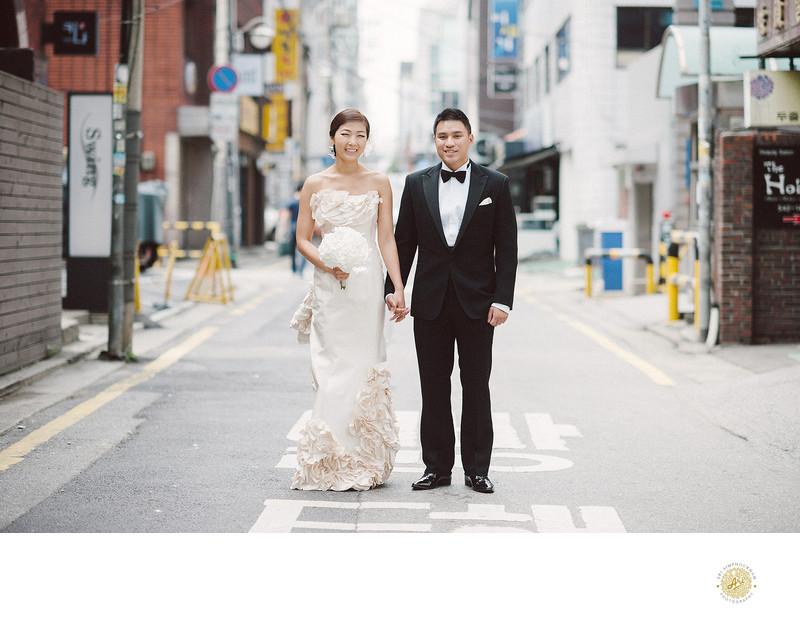 Non Traditional Destination Wedding Photographer
