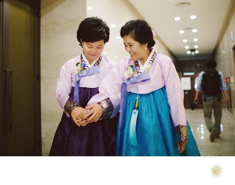 Destination Wedding Photographer in Seoul