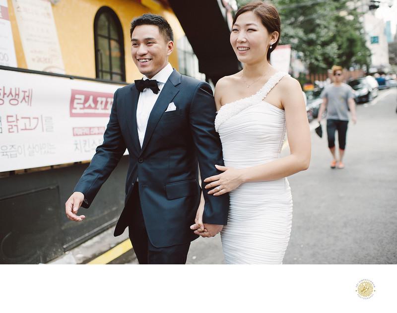 The Plaza Seoul Wedding Photography