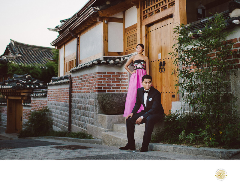 South Korea Seoul Destination Wedding Photographer