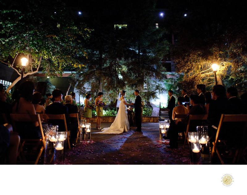 Brisa Courtyard Wedding Photographer