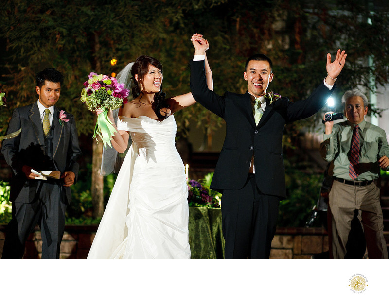 Disney's Grand Californian Hotel Ballroom Weddings