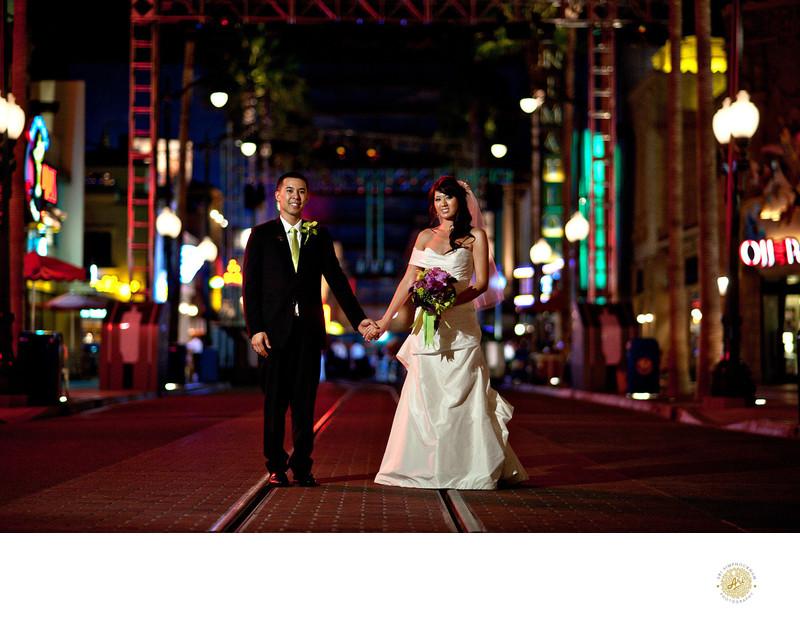 Disneyland Wedding Photography