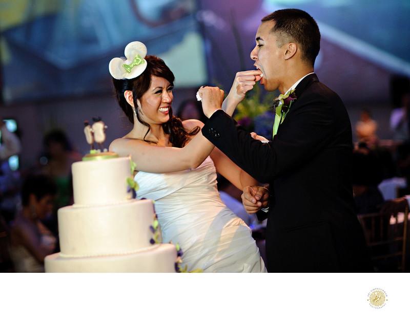 California Weddings | Disney's Fairy Tale Weddings