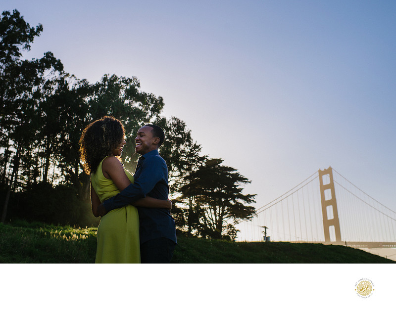 Redwood Hill Gardens Wedding Photographer
