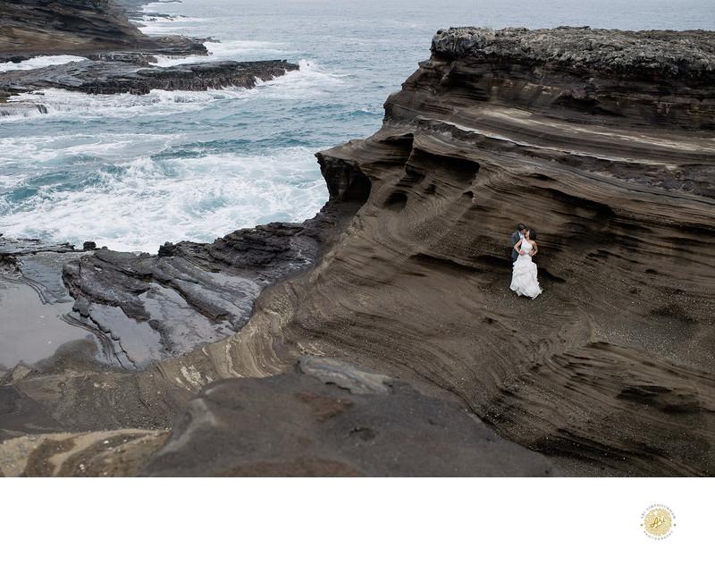 Plantation Gardens, Kauai - Wedding Photographer