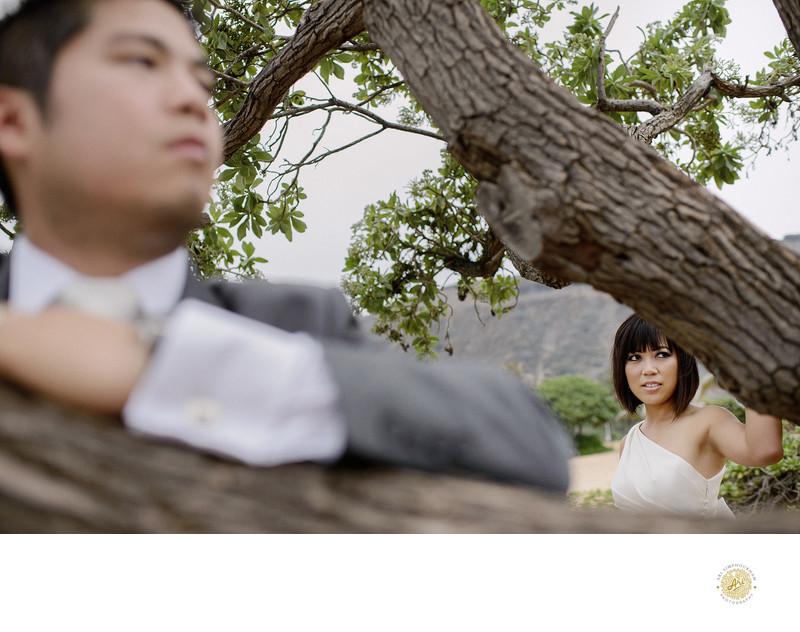 The Royal Hawaiian Pink Palace Wedding Photographer