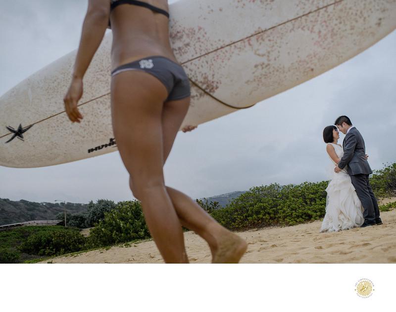 Ko Olina, Oahu Wedding Photographer