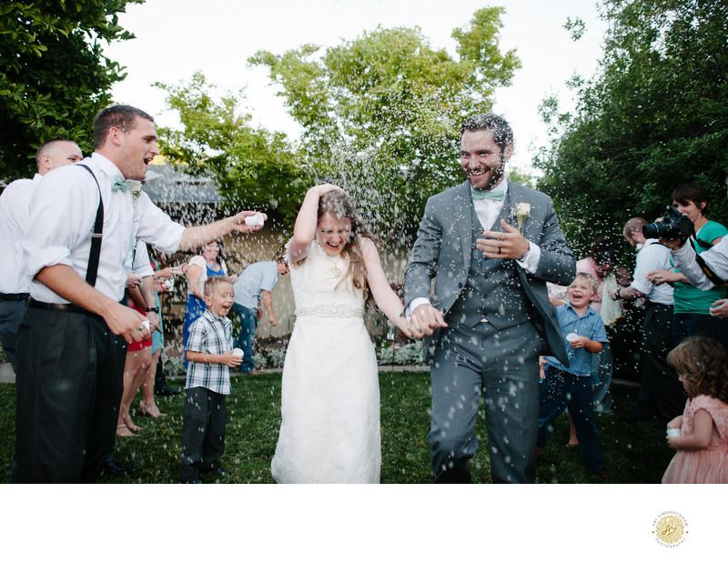 Jefferson Street Mansion Wedding Photography