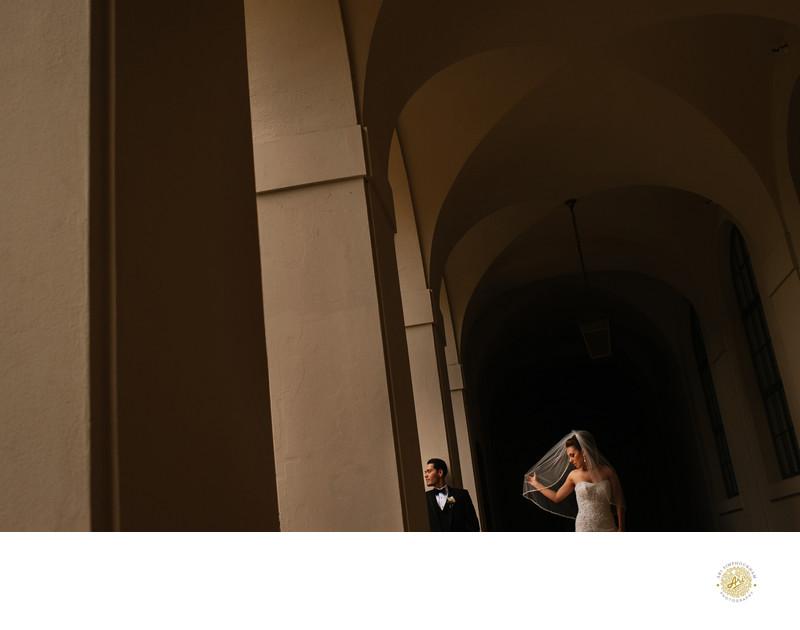 The Fairmont San Francisco Wedding Photography