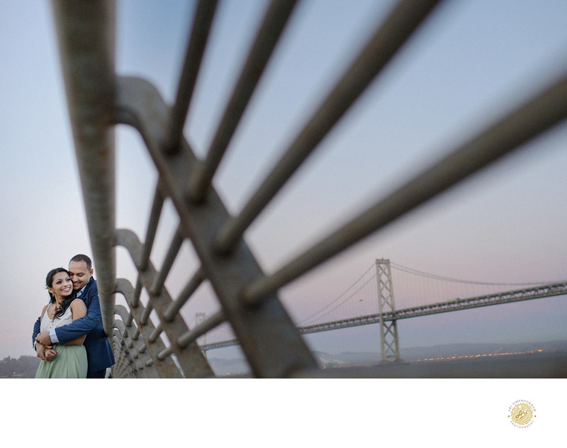 San Francisco Embarcadero Wedding Photographer