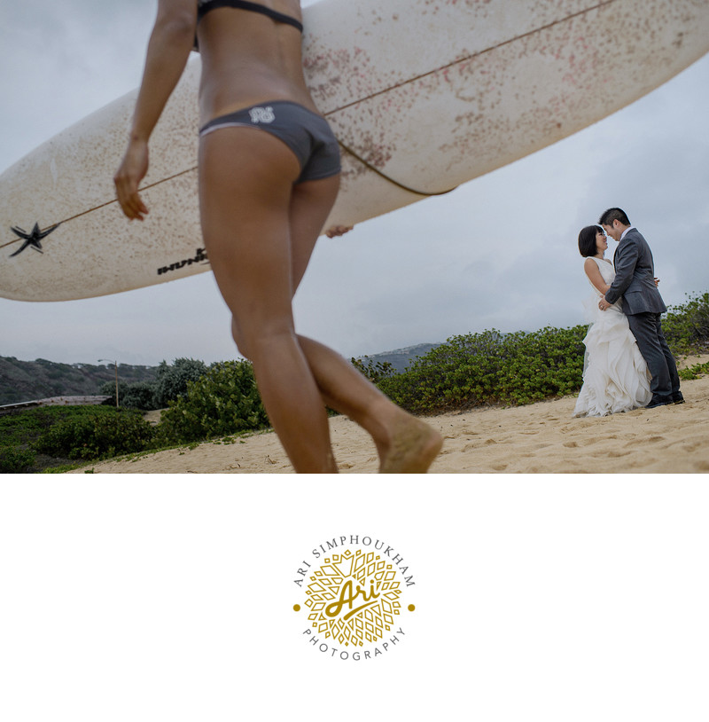 Ko Olina, Oahu Wedding Photographer