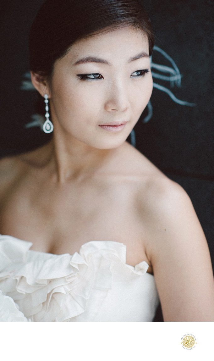 South Korea Destination Wedding Bride