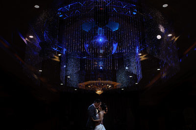 Le Foyer Ballroom Wedding Photography