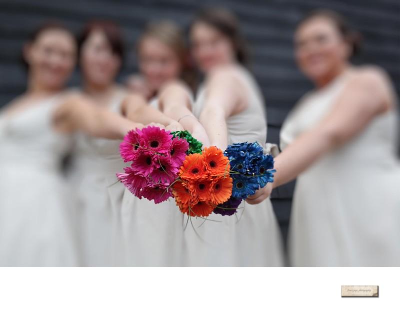 Summer wedding in Ruislip