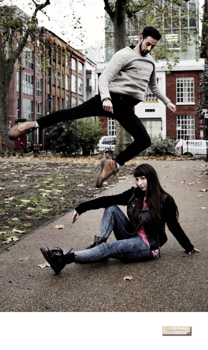 Dance photographer London