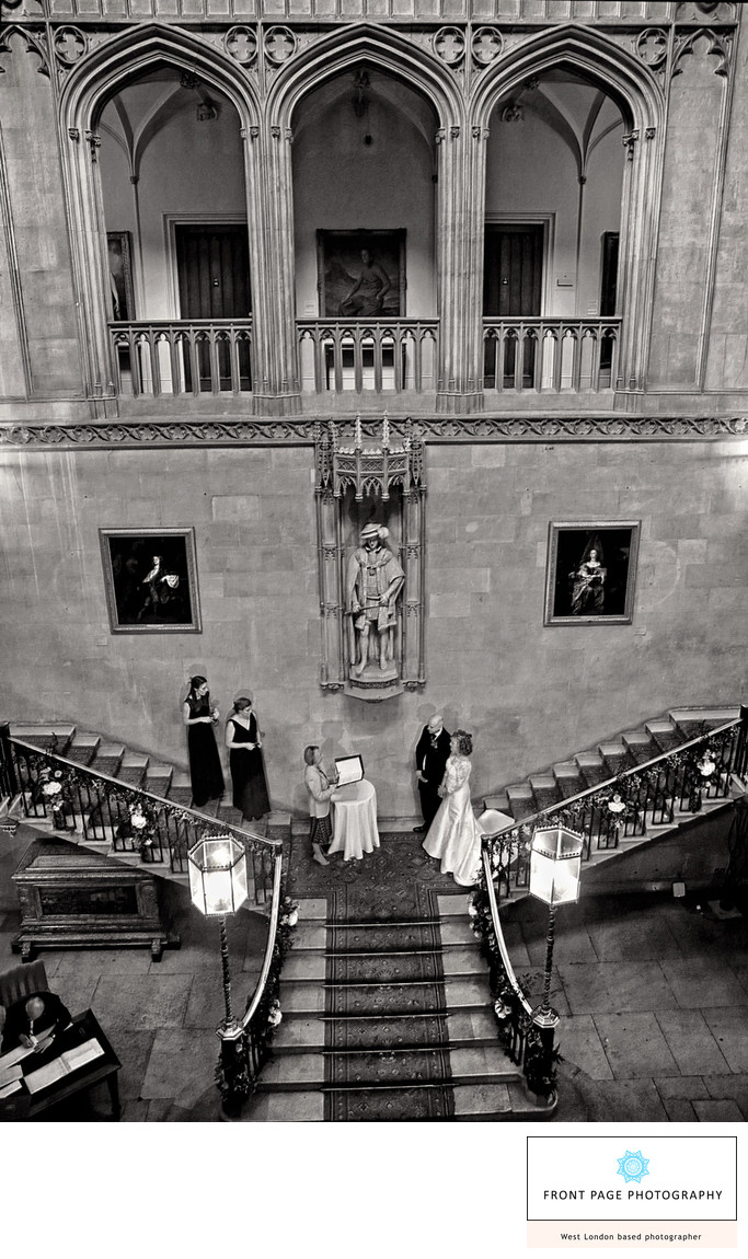 Wedding Photography At Ashridge House