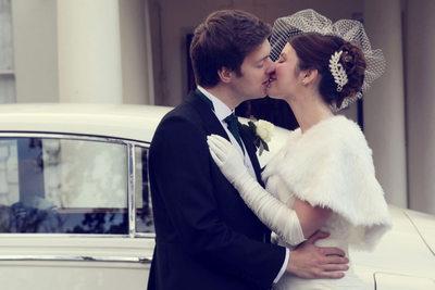 Pinewood Studios wedding photographs