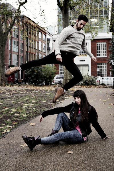 Dance photographer London