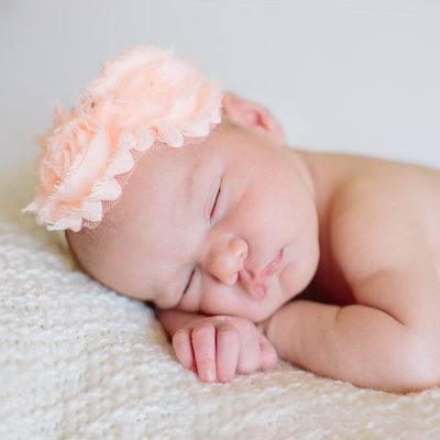 Fresno Newborn Photos