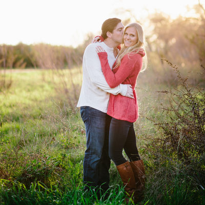 Madera Winery Engagement Photos